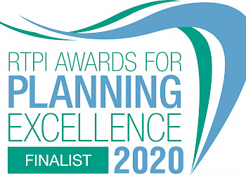 RTPI Awards for Planning Excellence Finalist 2020